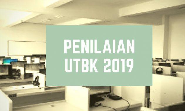 SBMPTN dan Contoh Soal: RAHASIA!! PENILAIAN UTBK 2019 ...