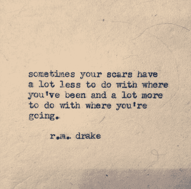 R M Drake Quotes About Life And Love