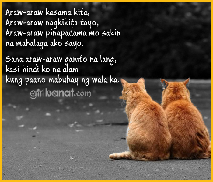 Sweet Tagalog Love Quotes And Messages Lahat Tayo Naghahangad Ng