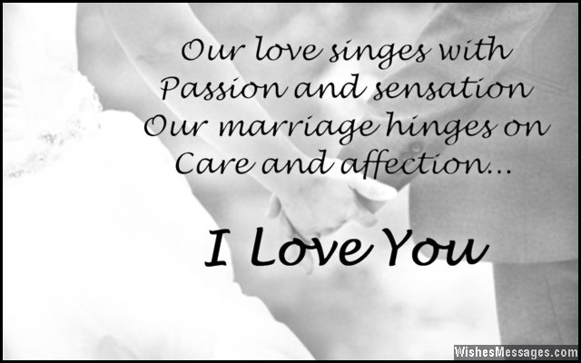 Sweet Love Quote For Married Couples Husband And Wife