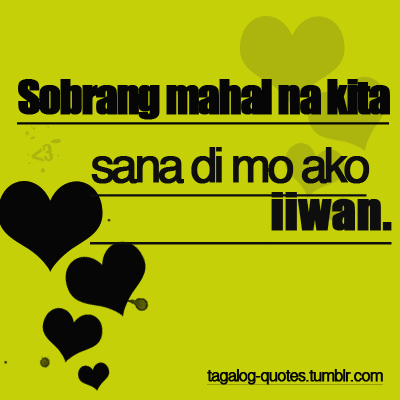 Very Short Quotes About Love Tagalog Image Quotes At Relatably Com