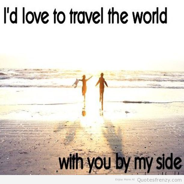 Travel Love Quotes
