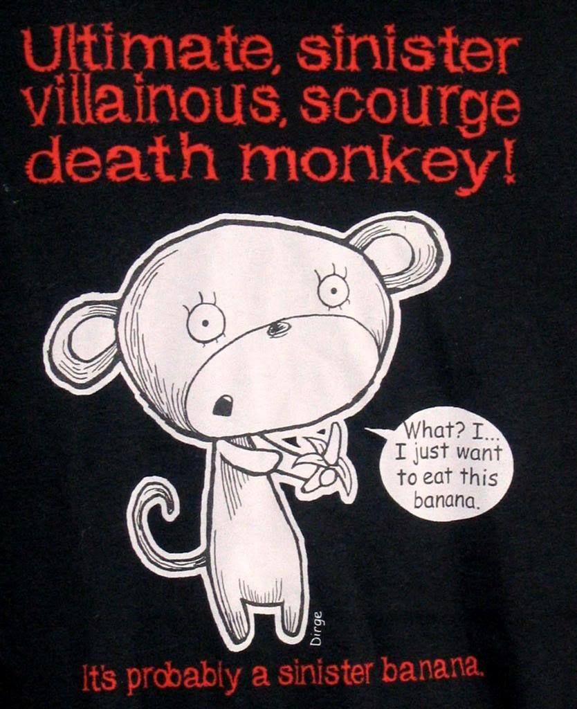 Find This Pin And More On Nerd Love By Landofcandi Discover And Share Cute Monkey Quotes