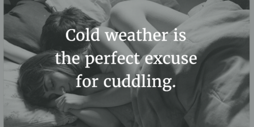 Cute Cold Weather Quotes