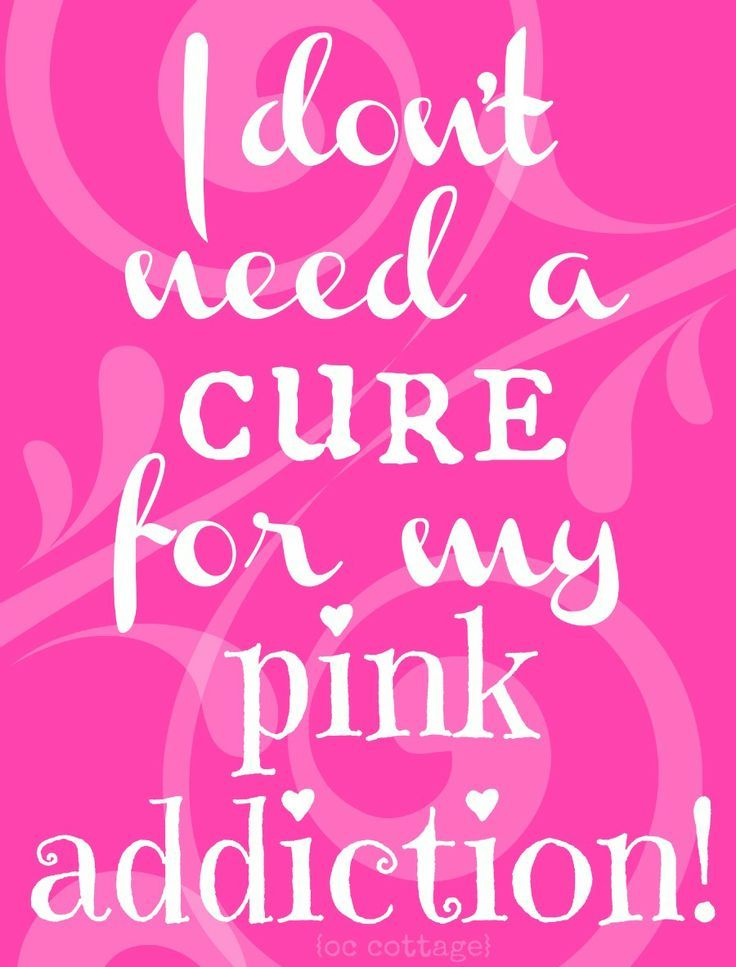 Pretty Pink Posters And Quotes Styleestate