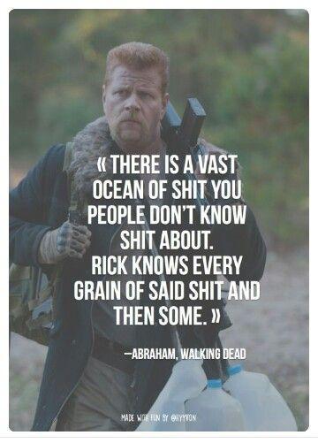 The Walking Dead  C B Beste Zitatetolle