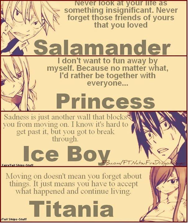 The  Main Characters