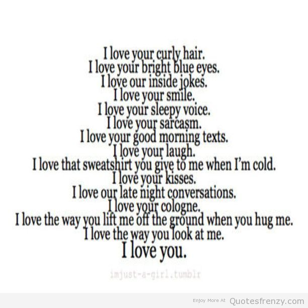 Cute Relationship Quotes About Him