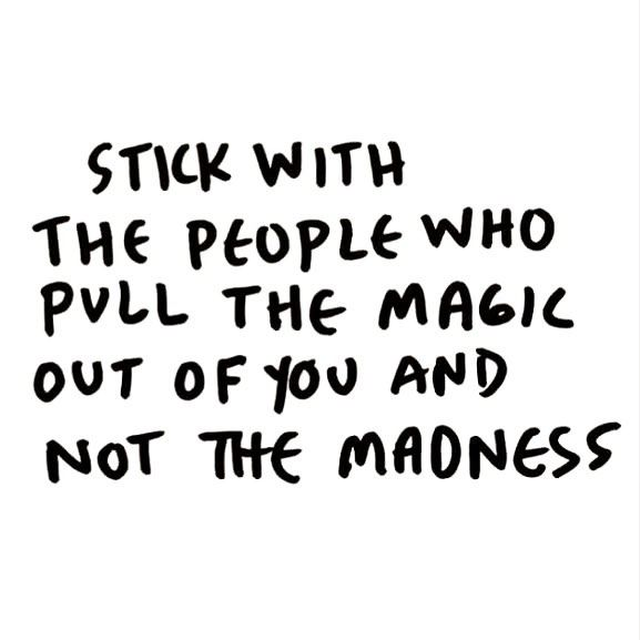 Love All The Magical Persons