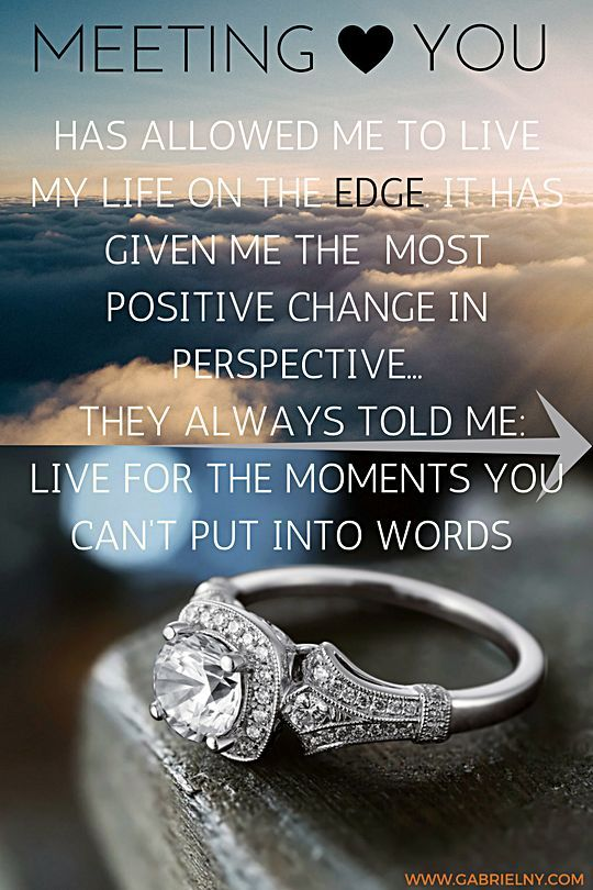 Long Distance Love Quotes My Whole Perspective Of The World Has Changed Since I Met