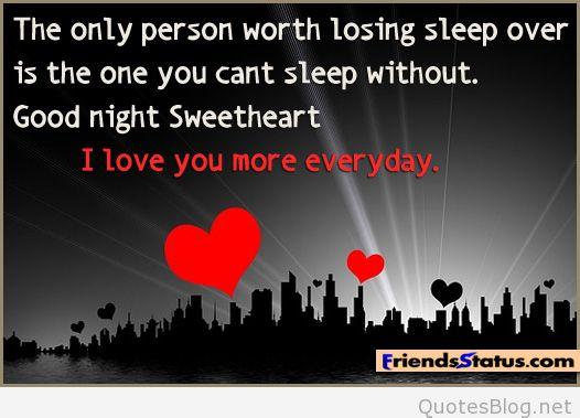 Beautiful Goodnight Quotes