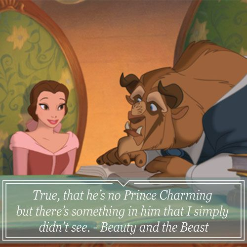 Best Beauty And The Beast Quotes