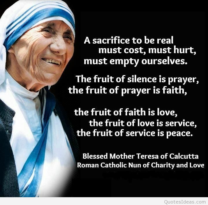 Best Mother Teresa Quotes Sayings With Pics Images