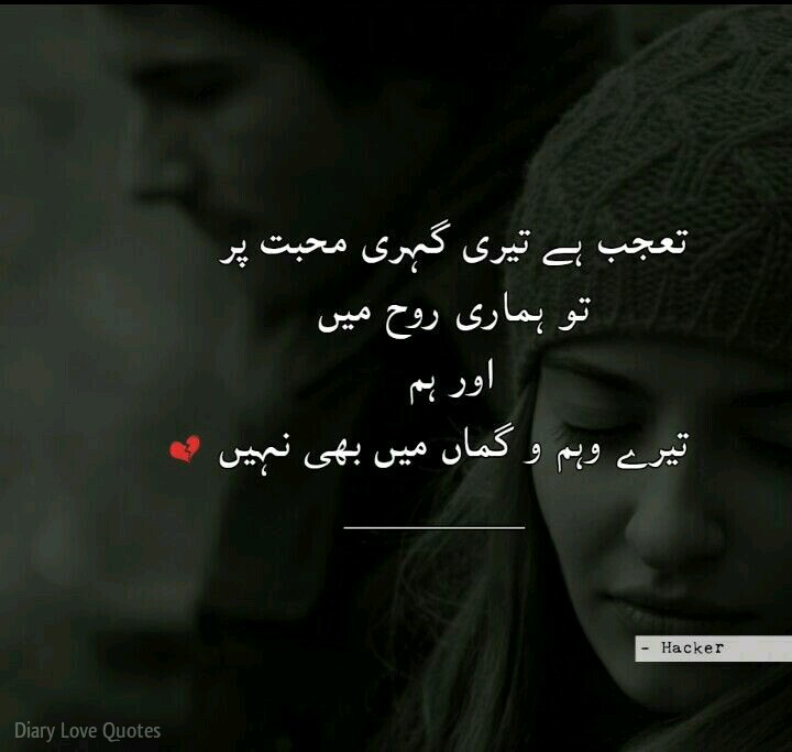 Sad Urdu Poetry Shayari Images Byer