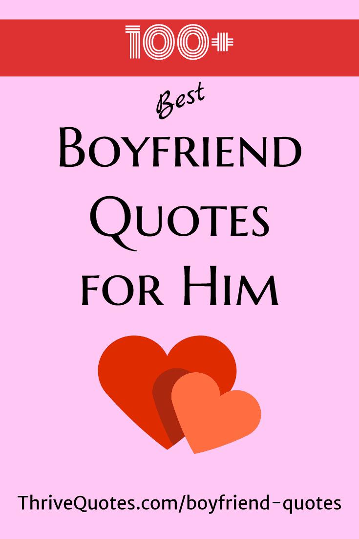 Best Boyfriend Quotes For Him