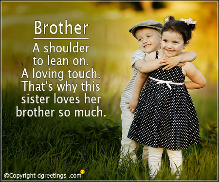 Quotes For Brother