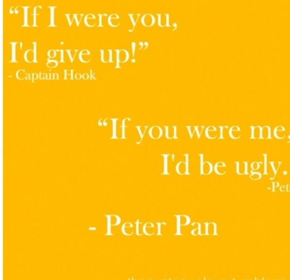 Peter Pan Quotes Google Search