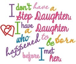 Stepdaughter  Sizes Whats New Machine Embroidery Designs Swakembroidery Com