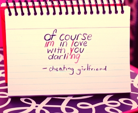 Quotes About Cheating Girlfriend Quotes About Cheating_girlfriend