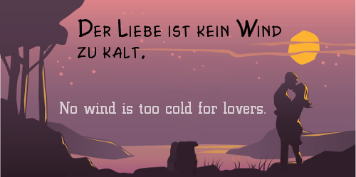 Popular German Love Poems