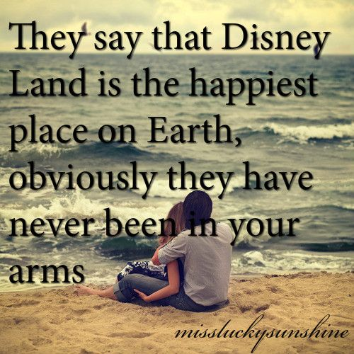 Couple Quotes Cute Disney