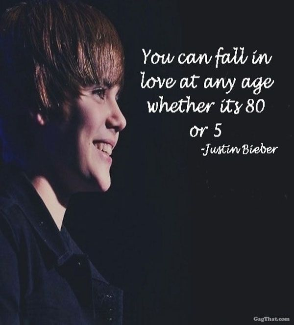 Justin Bieber P O Justin Quotes