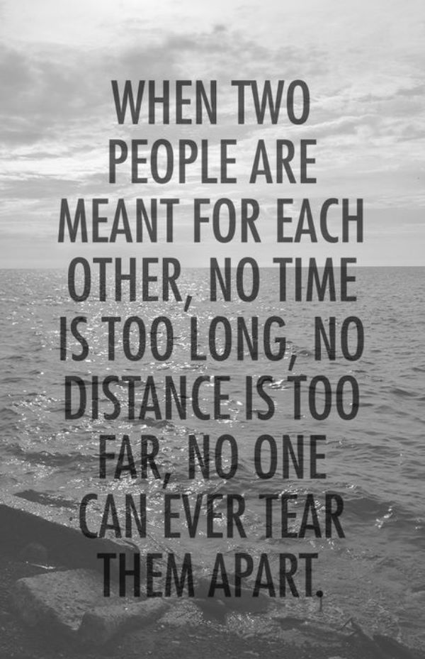 Long Distance Relationship Quotes Him Waiting For Love
