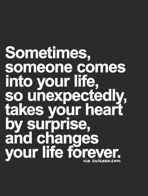 Unexpected Love Quotes Best Love Quotes For Her Of All Time