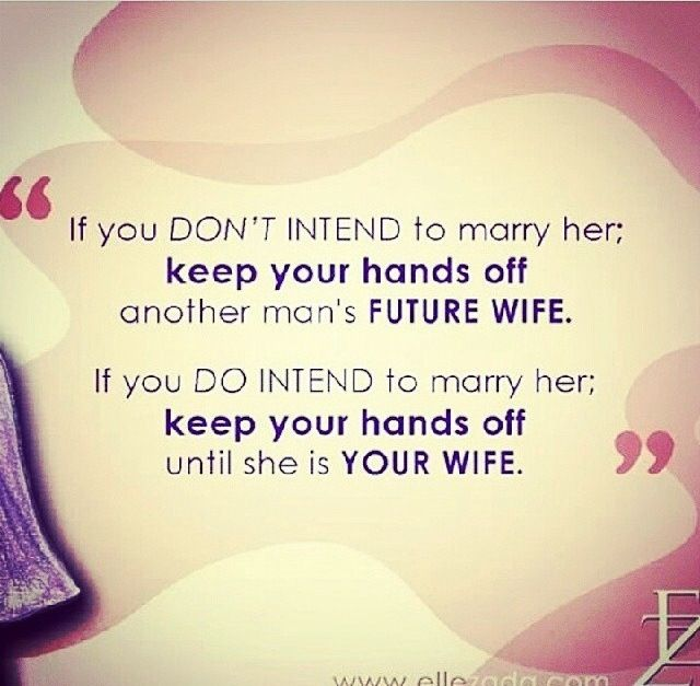 Halal Love Only Starts After Marriage Islamic Quotes