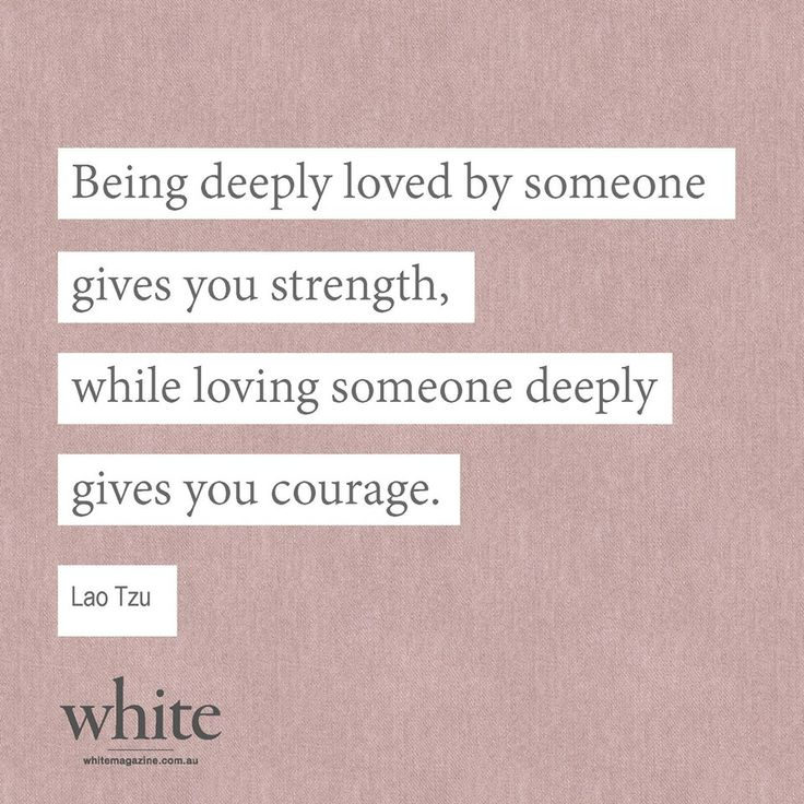 Another Quote About Love