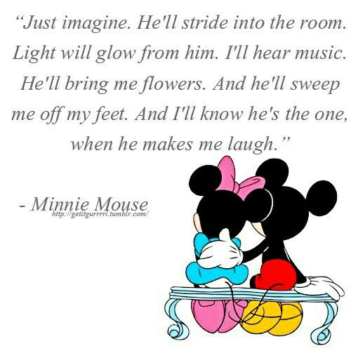 Indeed Minnie Mouse Indeed