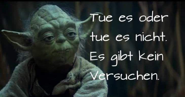 Besten Yoda Zitate Aus Star Wars