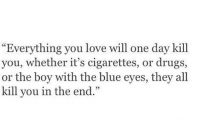 Blue Eyes Being In Love Quotes Google Search
