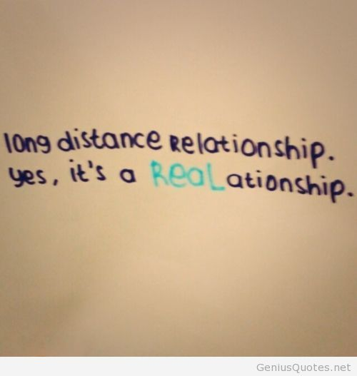 Best  Distance Love Quotes For True Loves