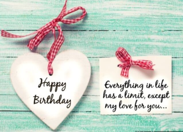 Sweet Special Happy Birthday Wishes For Husband Cute Romantic Birthday Messages For Partner With Birthday Poems And Love Quotes