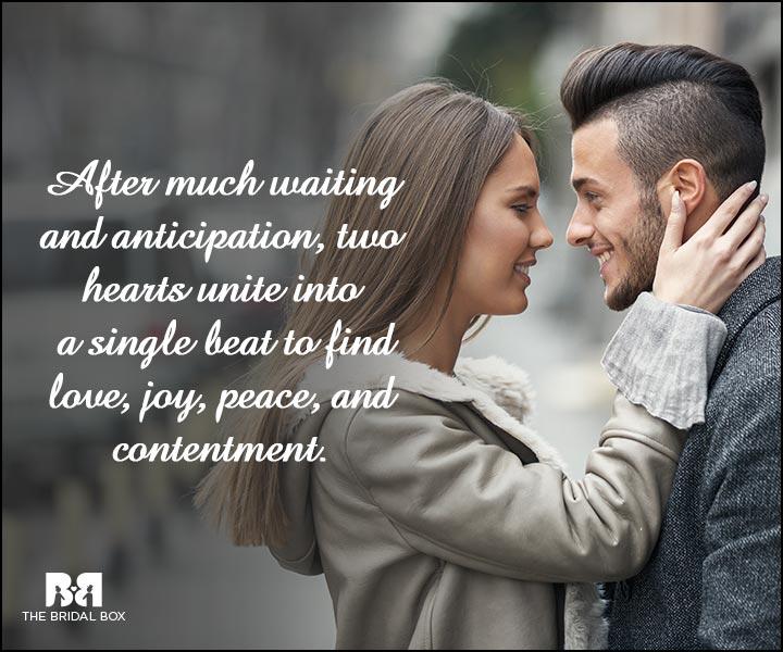 En Ement Quotes Love Joy Peace And Contentment