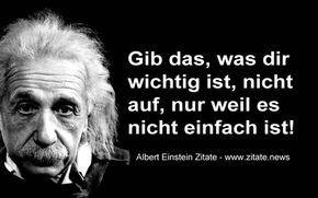 Albert Einstein Zitate Und Spruche