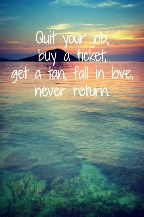 Take Chances Live Life Find This Pin And More On Best Travel Quotes