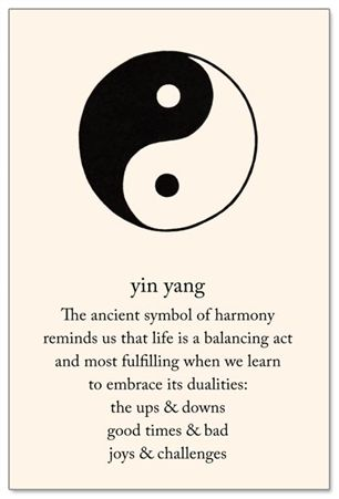 Yin And Yang Funny How That Seemed To Work Out So Well Given The Cir Stances Things That Are True Pinterest Tattoo Twitter And Yin Yang