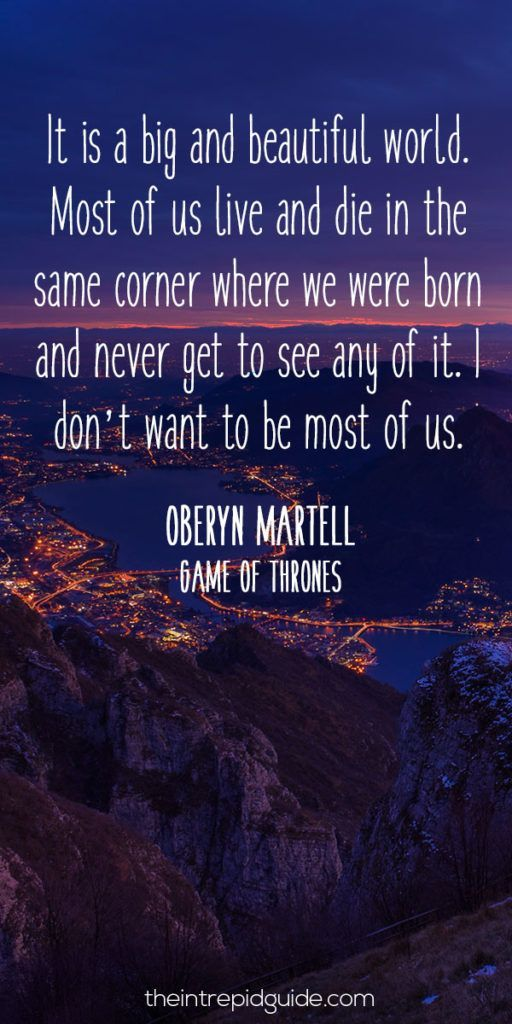 Inspirational Travel Quotes The Ultimate List