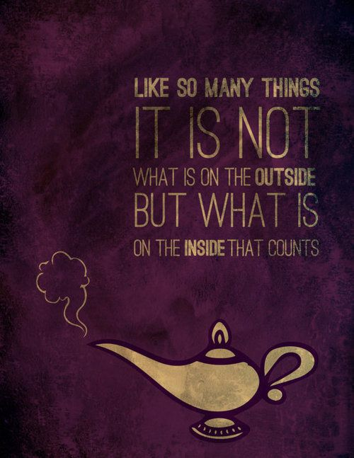 Genie Quotes From Aladdin About The Lamp