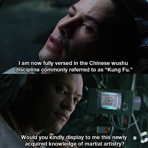 Famous Movie Quotes As If Spoken By A Proper