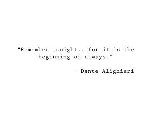 Dante Alighieri Id Love To Hear This One Day