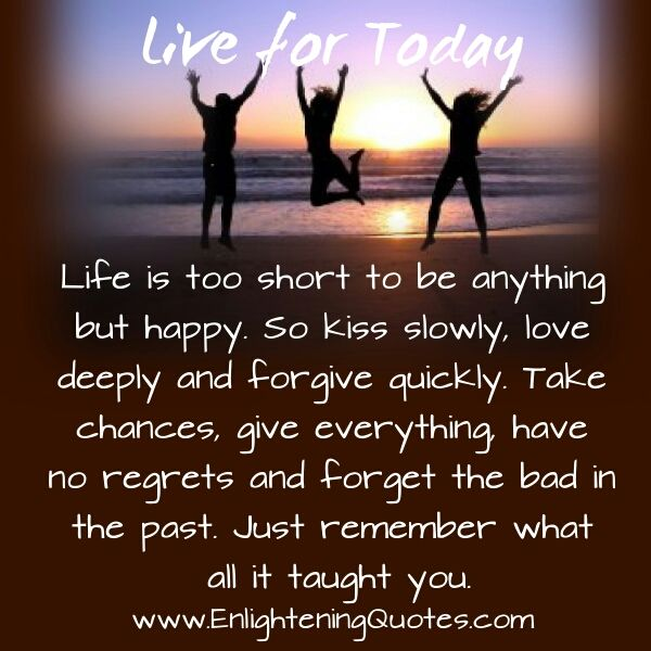 Kiss Slowly Love Deeply Forgive Quickly Quote