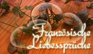 Franzosische Liebesspruche