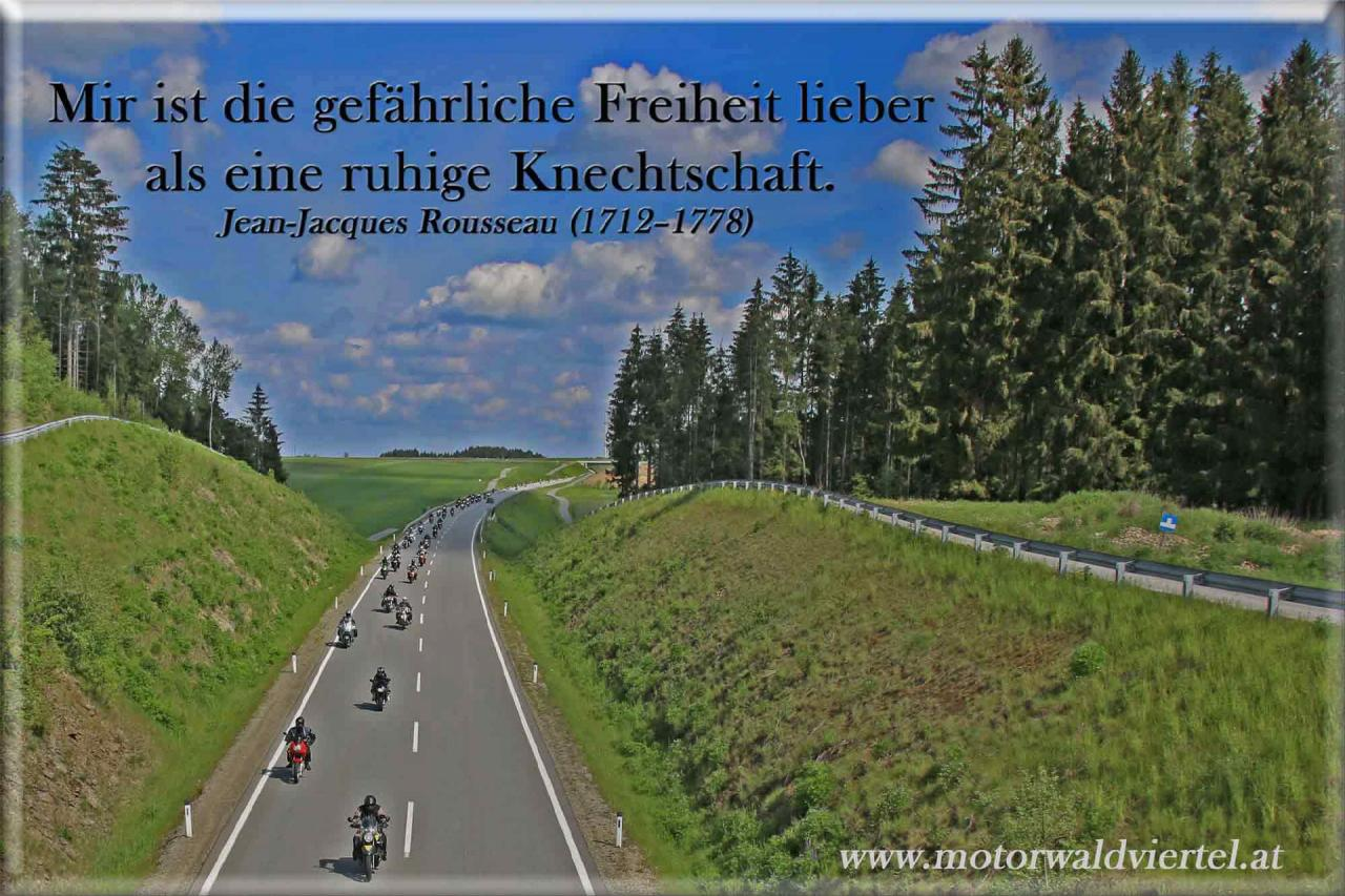 Freiheit Auf  Radern