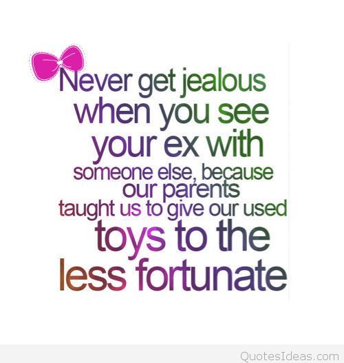 Funny Quote About Ex Lover