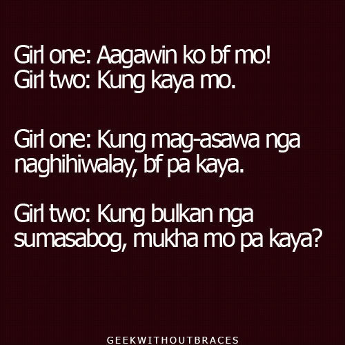 Boyish Quotes Tagalog Image Quotes At Relatably Com  E E A Funny Love Quotes Tagalog