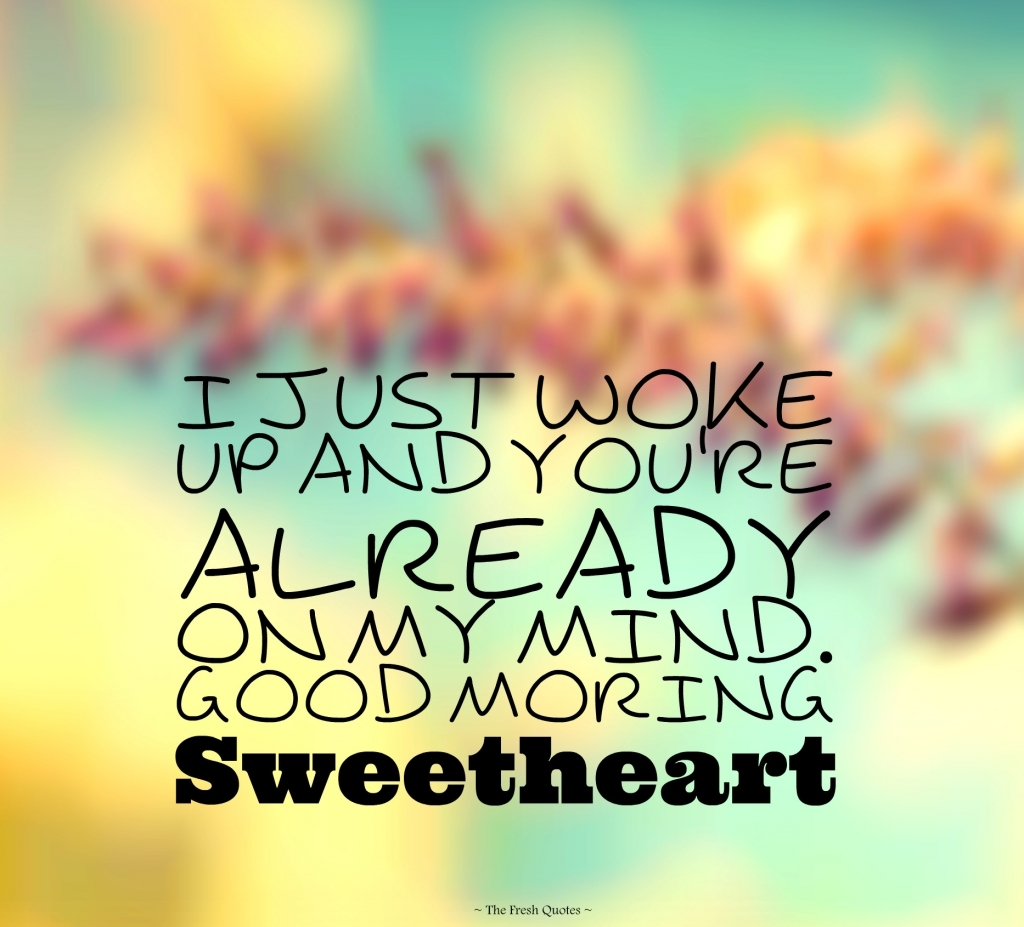 Good Morning I Love You Quotes Good Morning Images With Love Quotes Dreamyquotes