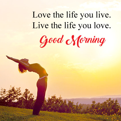 Good Morning Quotes Profile Picture